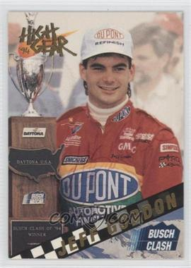 1994 Wheels High Gear - [Base] #N/A - Jeff Gordon /1500