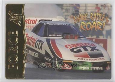 1995 Action Packed NHRA Winston Drag Racing - [Base] #11 - John Force