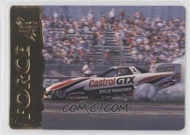 1995 Action Packed NHRA Winston Drag Racing - [Base] #40 - John Force