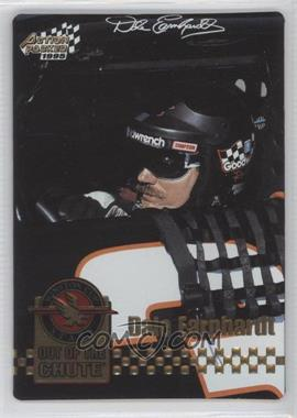 1995 Action Packed Stars - [Base] - Silver Speed #23 - Dale Earnhardt