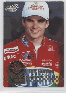 1995 Action Packed Stars - [Base] - Silver Speed #47 - Jeff Gordon