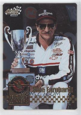 1995 Action Packed Stars - [Base] - Silver Speed #52 - Dale Earnhardt