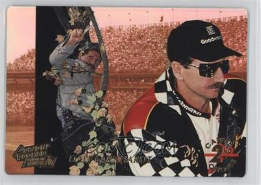 1995 Action Packed Winston Cup Country - 2nd Career Choice #6 - Dale Earnhardt