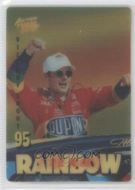 1995 Action Packed Winston Cup Country - Team Rainbow #10 - Jeff Gordon