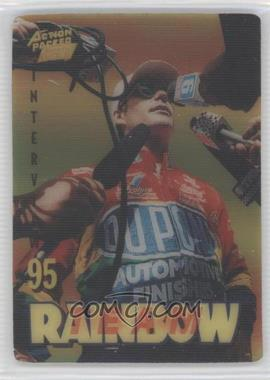 1995 Action Packed Winston Cup Country - Team Rainbow #11 - Jeff Gordon