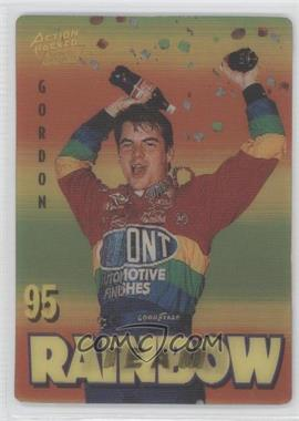 1995 Action Packed Winston Cup Country - Team Rainbow #1.2 - Jeff Gordon (Promo)