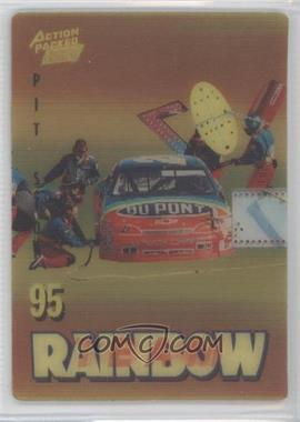 1995 Action Packed Winston Cup Country - Team Rainbow #2 - Jeff Gordon