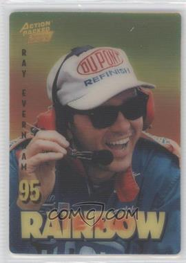 1995 Action Packed Winston Cup Country - Team Rainbow #4 - Jeff Gordon