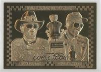 Richard Petty, Dale Earnhardt #/10,000