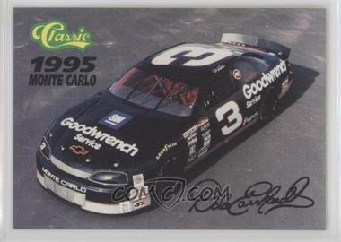 1995 Classic 23 Karat Gold Dale Earnhardt - Promo #NoN - Dale Earnhardt