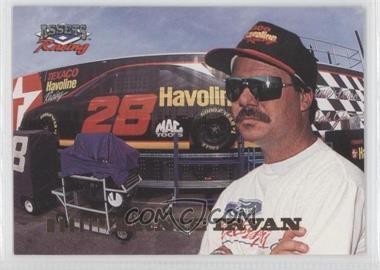 1995 Classic Assets Racing - [Base] #18 - Ernie Irvan