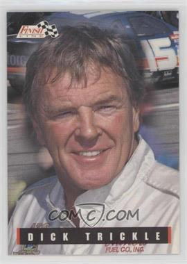 1995 Classic Finish Line - [Base] #50 - Dick Trickle