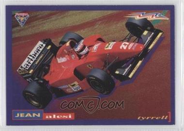 1995 Futera Formula 1 - Promos #P2 - Jean Alesi