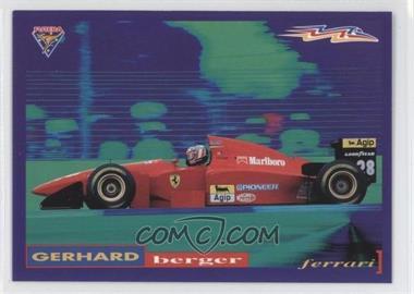 1995 Futera Formula 1 - Promos #P3 - Gerhard Berger