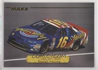 Ted Musgrave's No. 16 Ford