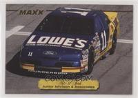 Brett Bodine's No. 11 Ford