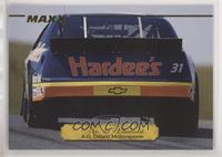 Ward Burton's No. 31 Chevrolet