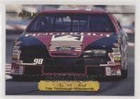 Jeremy Mayfield's No. 98 Ford