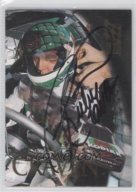 1995 Press Pass VIP - Autographs #8 - Ricky Craven