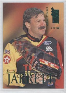 1995 Press Pass VIP - [Base] - Emerald Proof #14 - Dale Jarrett /380
