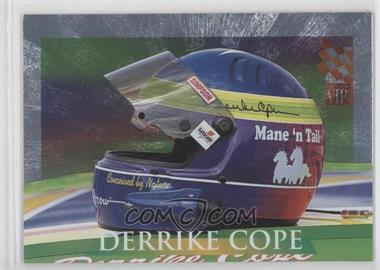 1995 Press Pass VIP - Helmets #H3 - Derrike Cope