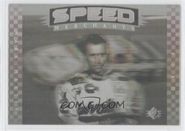 1995 SP - Speed Merchants #SM6 - Mark Martin