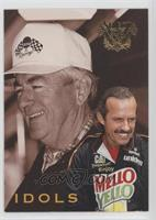 Kyle Petty, Bobby Allison