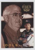 Junior Johnson, Darrell Waltrip