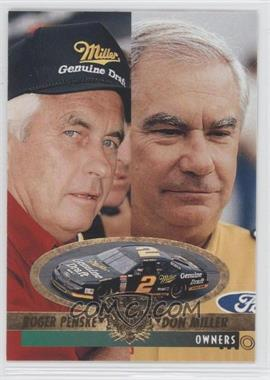 1995 Select - [Base] #83 - Roger Penske/Don Miller