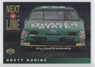 1995 Upper Deck - [Base] #122 - Brett Bodine