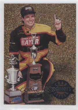 1995 Wheels Crown Jewels - [Base] - Ruby #1 - Chad Little