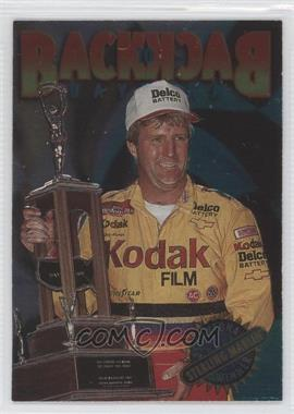 1995 Wheels Crown Jewels - [Base] - Ruby #1 - Sterling Marlin