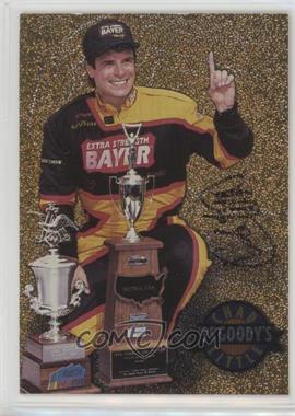 1995 Wheels Crown Jewels - Insert - Autographs [Autographed] #GS1 - Chad Little /1500