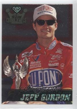1995 Wheels Crown Jewels - Prototypes - Emerald #P1 - Jeff Gordon /6000