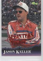 Jason Keller #/498