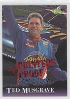 Ted Musgrave #/498
