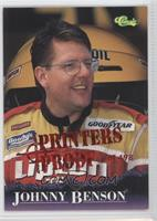 Johnny Benson /498