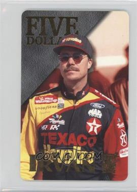 1996 Finish Line Phone Pak Racing 2 Phone Cards - Five Dollar #44 - Ernie Irvan /500