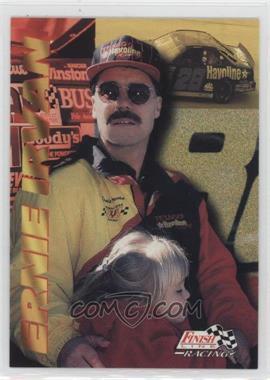1996 Finish Line Racing - [Base] #92 - Ernie Irvan