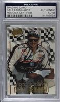 Dale Earnhardt [PSA/DNA Certified Encased]