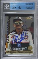 Dale Earnhardt [JSA Certified Encased by BGS]