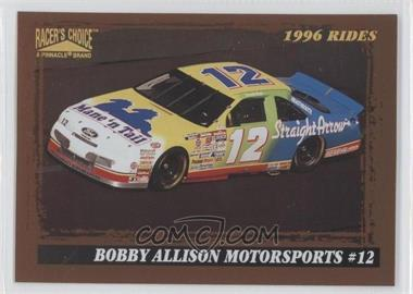 1996 Pinnacle Racer's Choice - [Base] - Speedway Collection Artist's Proof #34 - Derrike Cope