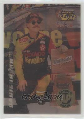 1996 Pinnacle Speed Flix - [Base] - Artisit's Proof #66 - Ernie Irvan