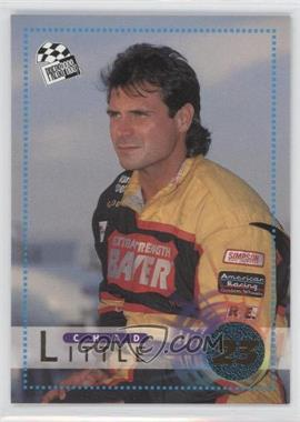 1996 Press Pass - [Base] #60 - Chad Little