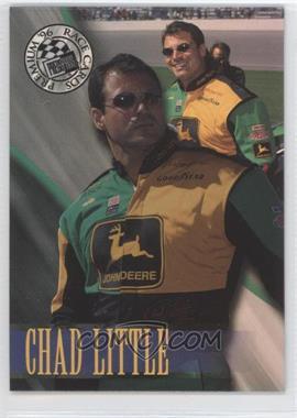 1996 Press Pass Premium - [Base] - Holofoil #32 - Chad Little
