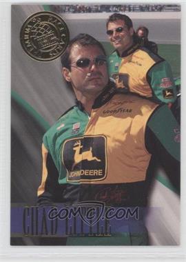 1996 Press Pass Premium - [Base] #32 - Chad Little