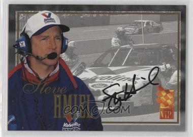 1996 Press Pass VIP - Autographs #STHM - Steve Hmiel