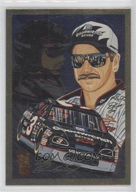 "1996 Press Pass VIP - Sam Bass ""Top Flight"" - Gold #SB 1 - Dale Earnhardt"