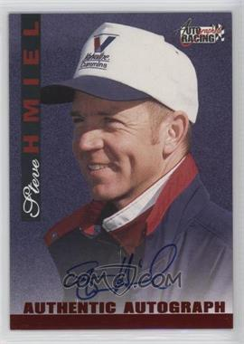 1996 Score Board Autographed Racing - Autographs #STHM - Steve Hmiel