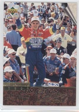 1996 Upper Deck - [Base] #138 - Jeff Gordon